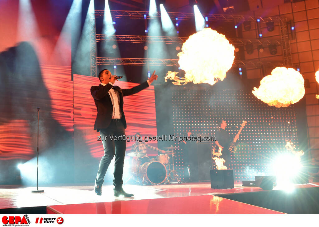 Lotterien Gala - Nacht des Sports, Showprogramm, Photo: Gepa pictures/ Michael Riedler, ©  Gepa pictures/ Michael Riedler (31.10.2014)
