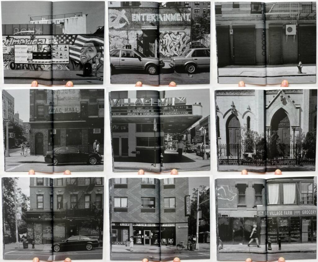 Pascal Anders - Alphabet City, Self published 2011, Beispielseiten, sample spreads - http://josefchladek.com/book/pascal_anders_-alphabet_city, © (c) josefchladek.com (31.10.2014)