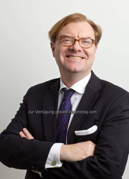André Schmitz, ehemaliger Kulturstaatssekretär der Stadt Berlin ist der Europäische Kulturmanager des Jahres 2014, © Aussender (31.10.2014)