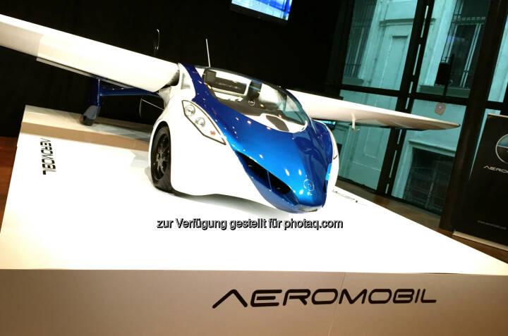 Aeromobil, Autos fliegen