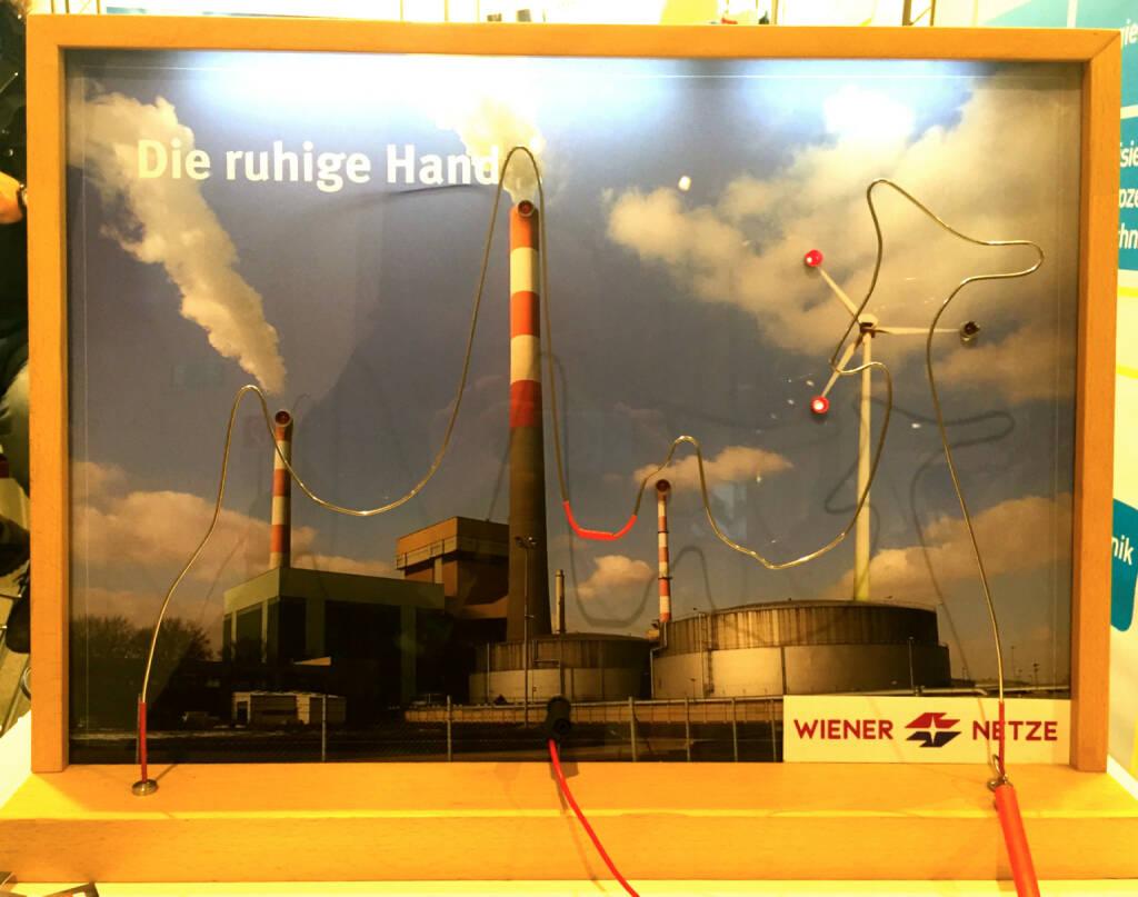 Strom Energie Wiener Netze (02.11.2014)