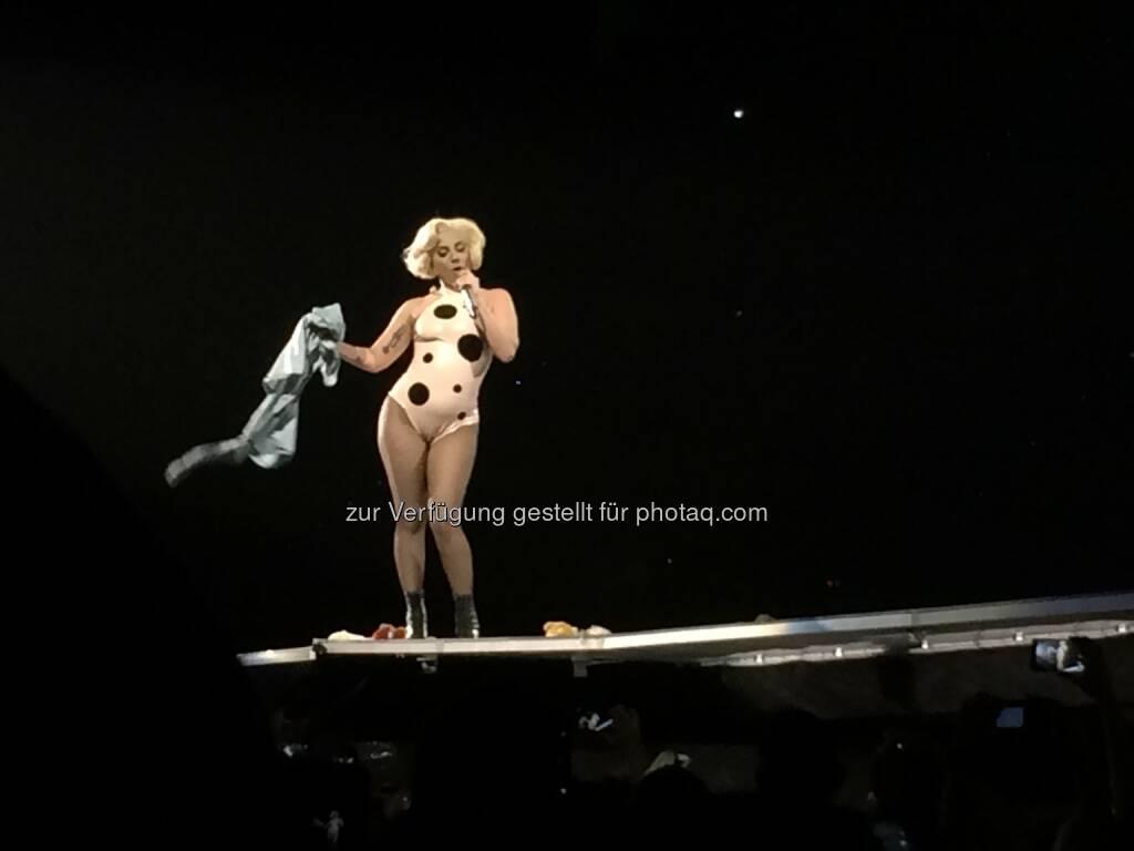 Lady Gaga, © Martina Draper (03.11.2014)