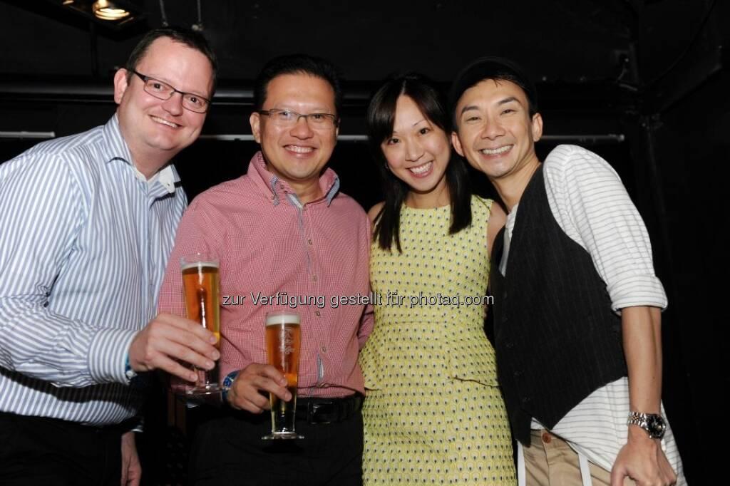 Michael Dickstein, Michael Chin, Hossan Leong, Alina Boey  (02.02.2013)