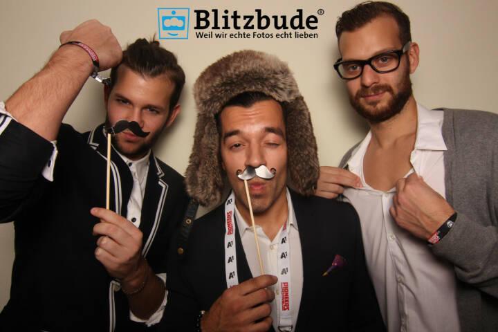 Blitzbude: Sebastian Steinhauser, Darko Suskovic, Dominik Steinhauser