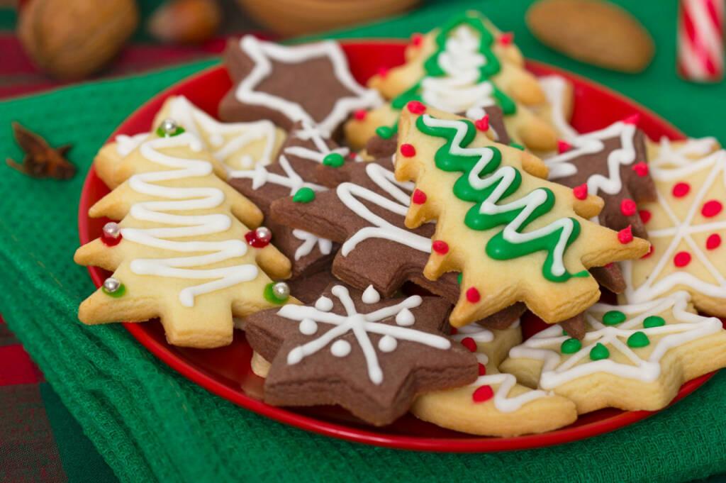 Weihnachten, Kekse, Weihnachtskekse, backen, http://www.shutterstock.com/de/pic-157172630/stock-photo-christmas-cookies.html, © www.shutterstock.com (05.11.2014)