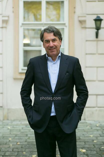 Stefan Pierer, Cross Industries AG, © photaq/Martina Draper (06.11.2014)