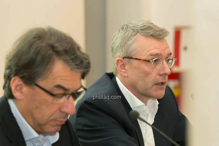 Stefan Pierer, Cross Industries AG, Friedrich Roithner, Cross Industries AG