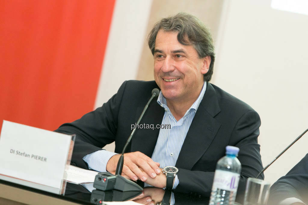 Stefan Pierer, Cross Industries AG, © photaq/Martina Draper (06.11.2014)