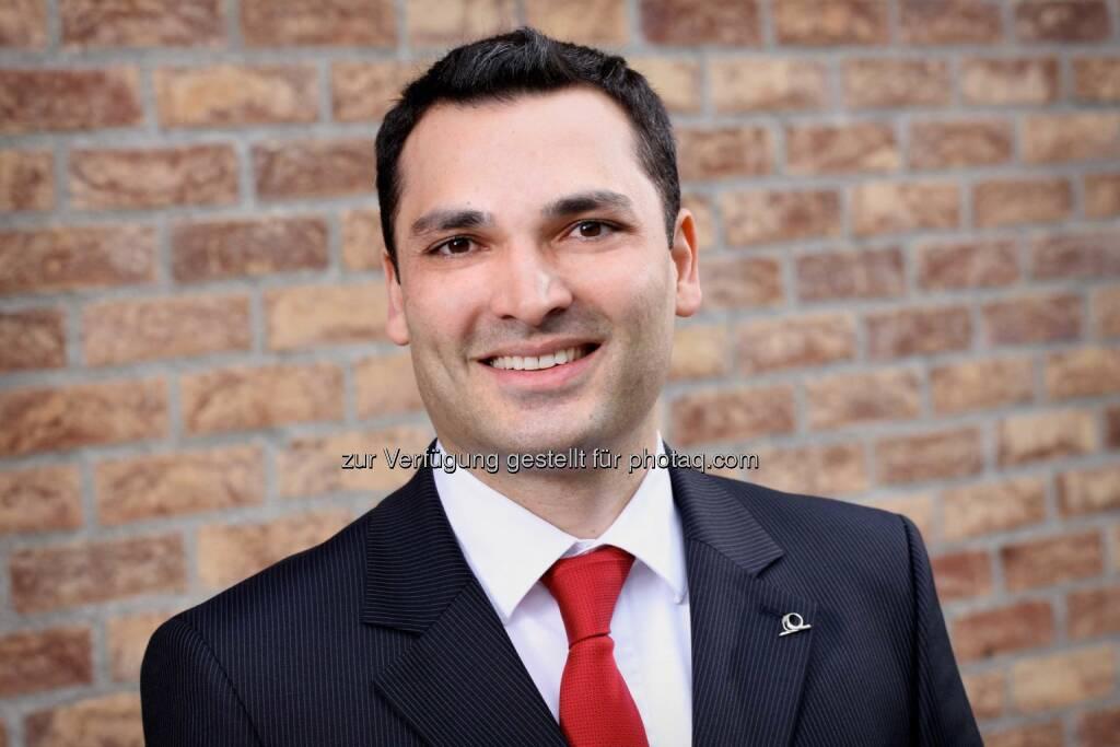 Daniel Kühneisen, CEO Uniqa Liechtenstein: Uniqa baut Industriegeschäft in CEE aus. Hub für internationale Versicherungsprogramme der 15 CEE Töchter steht in Liechtenstein, © Aussender (06.11.2014)