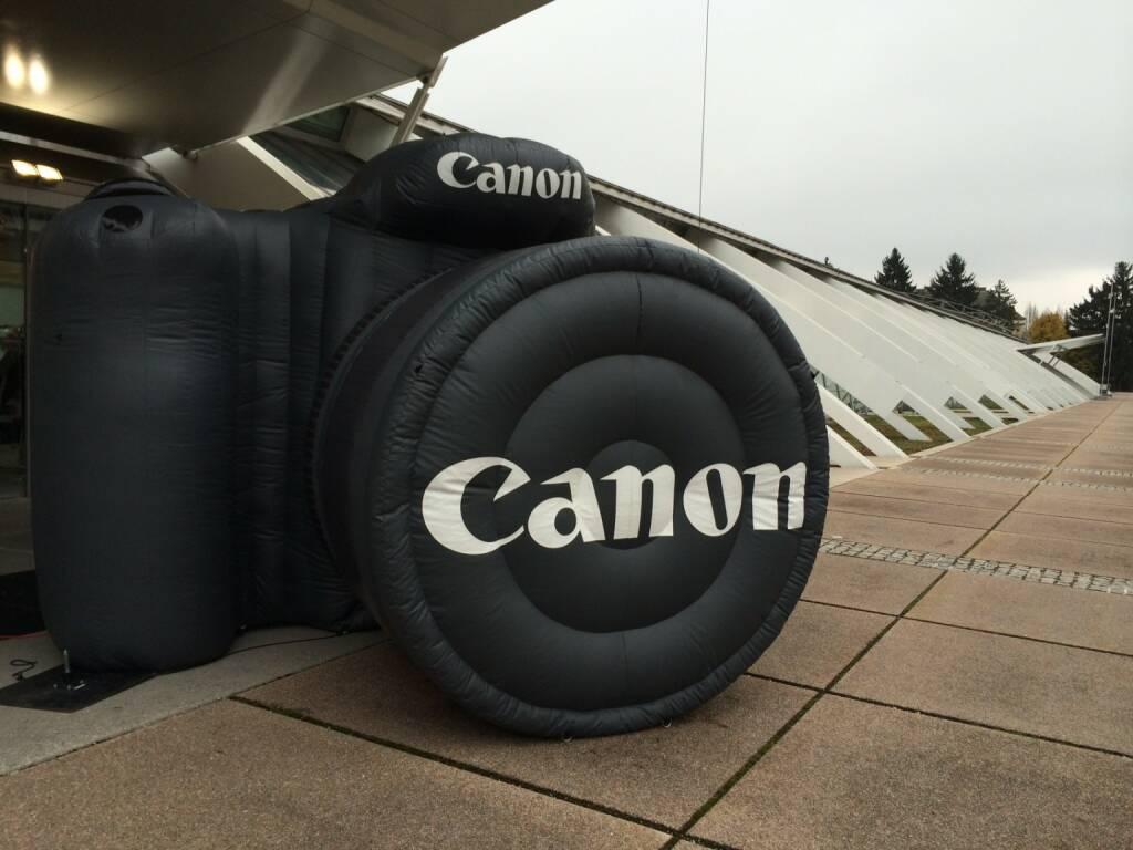 Canon, © Martina Draper (09.11.2014)
