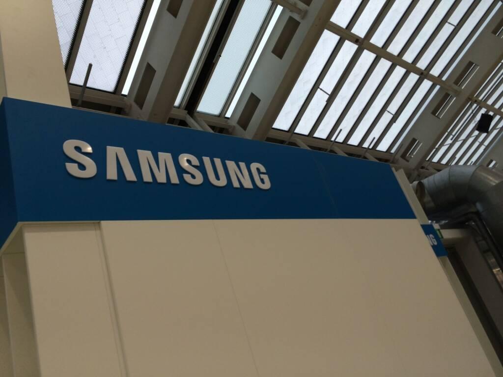 Samsung, © Martina Draper (09.11.2014)