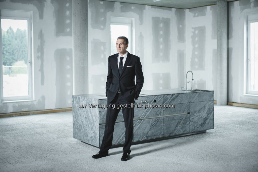 Johannes Artmayr, Geschäftsführer von Strasser Steine, © Aussender (12.11.2014)