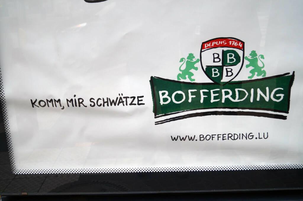 Komm, mir schwätze Bofferding (12.11.2014)
