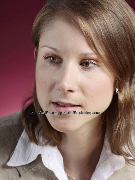 Ľubica Páleníková, 28, spezialisierte sich nach ihrem Studium an der Universität Wien vor allem im Vergaberecht und auf PPP Projekte. Sie ist auch staatlich zertifizierte Expertin im slowakischen Vergaberecht und Vorstandsassistentin der PPP-Assoziation in der Slowakei  (c) Wolf Theiss (04.02.2013)