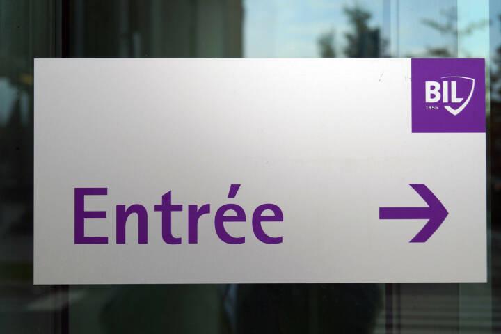 Eintritt Eingang