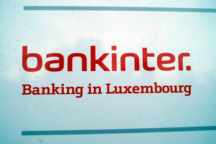 bankinter Luxemburg