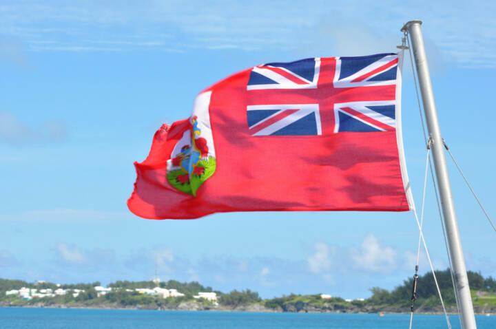 Bermudas, Fahne, Flagge, http://www.shutterstock.com/de/pic-155274026/stock-photo-bermuda-flag.html