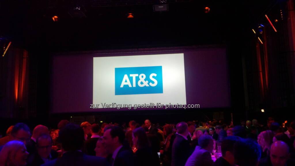 futurezone Awards mit AT&S (15.11.2014)