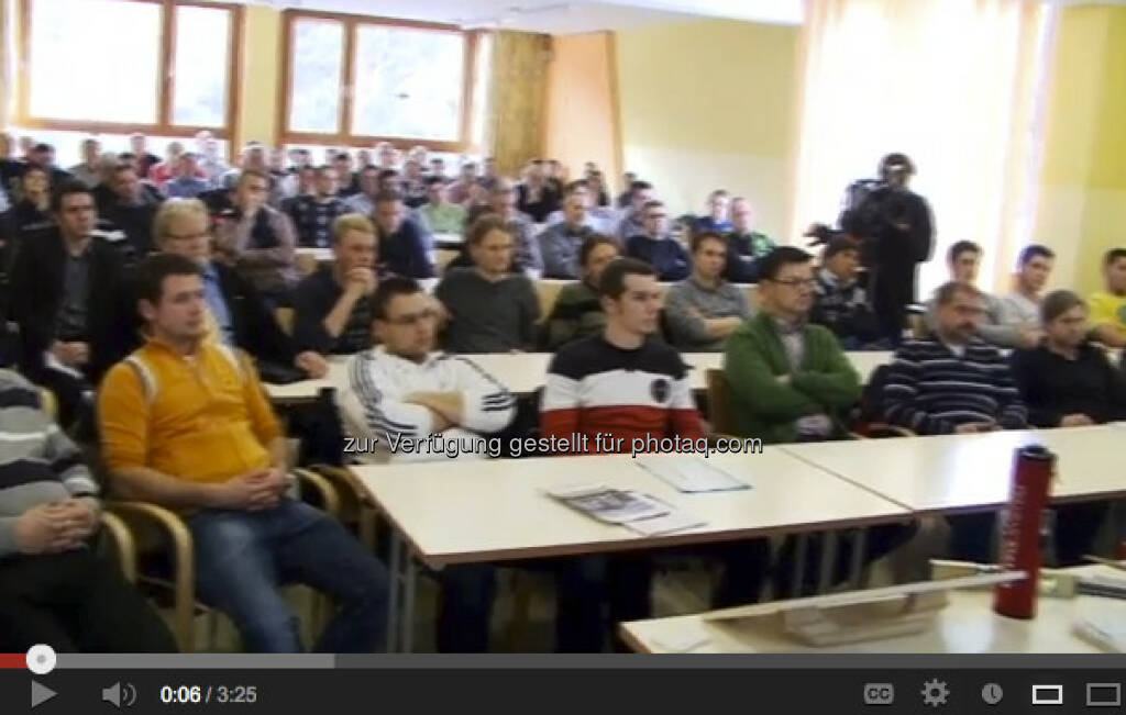 Wienerberger: Videobericht des Ziegelprofi-Seminars am 30.01.2013 in der Bauakademie Steiermark, Übelbach. https://www.youtube.com/watch?feature=player_embedded&v=EQKr2Y4nMSc (05.02.2013)