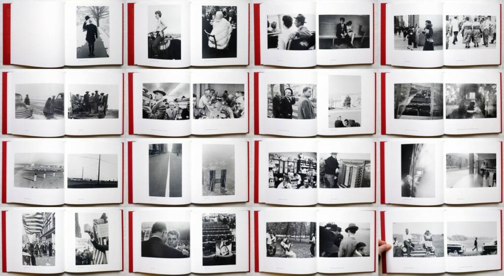 Robert Frank - In America, Steidl 2014, Beispielseiten, sample spreads - http://josefchladek.com/book/robert_frank_-_in_america, © (c) josefchladek.com (16.11.2014)