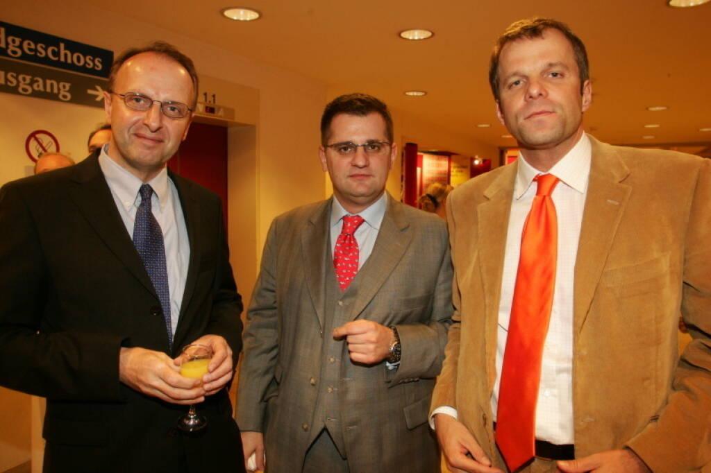 Erwin Haitzmann (Century), Eduard Berger, Norbert Teufelberger (17.11.2014)