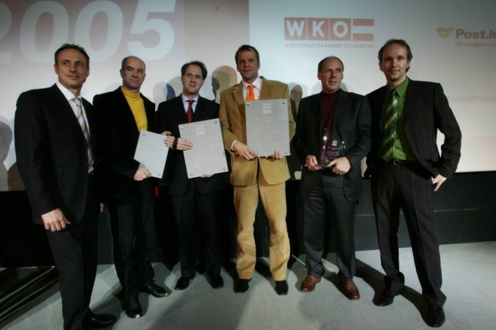 Toni Schutti, Roland Königshofer, Toni Kampelmühler, Norbert Teufelberger, Harti Weirather, Christian Drastil (17.11.2014)