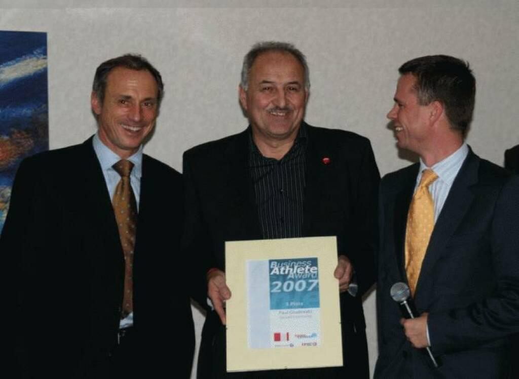 Toni Schutti, Paul Gludovatz, Harald Himmer (17.11.2014)