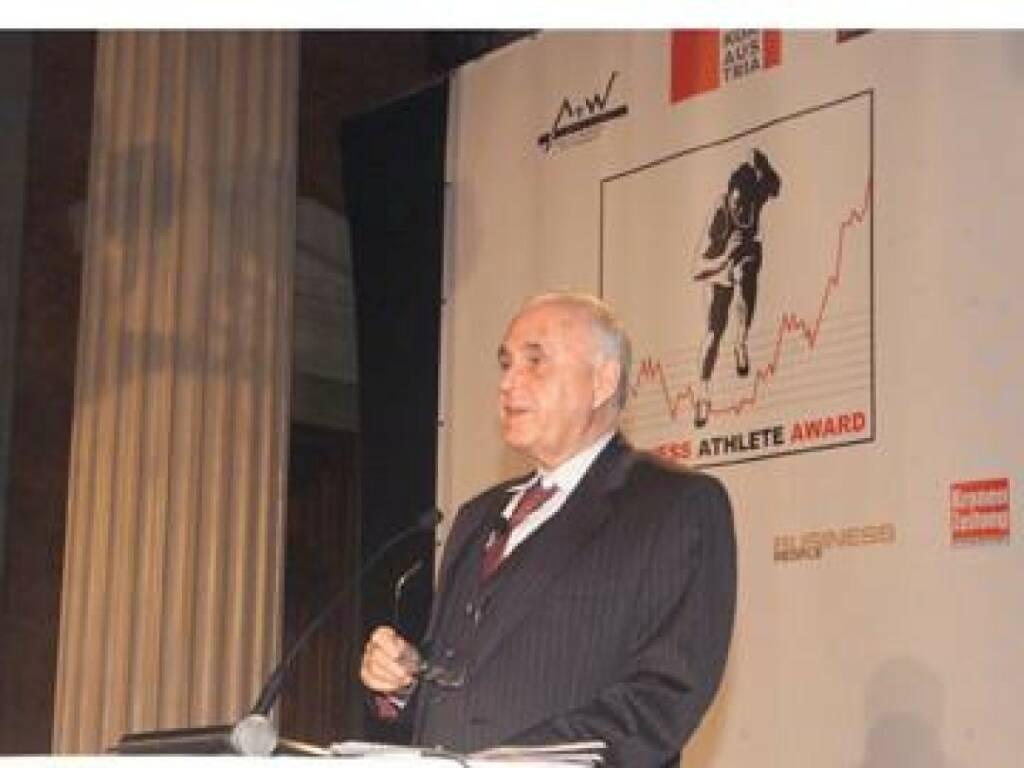 Krone-Sportchef Michael Kuhn war Vorsitzender der Jury (17.11.2014)