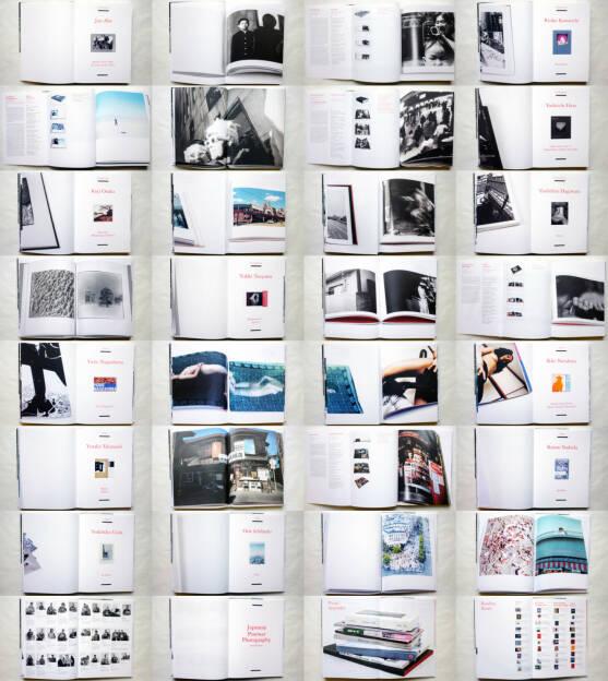 Various - 10x10 Japanese Photobooks, 10x10 Photobooks / ICP 2014, Beispielseiten, sample spreads - http://josefchladek.com/book/various_-_10x10_japanese_photobooks, © (c) josefchladek.com (20.11.2014)