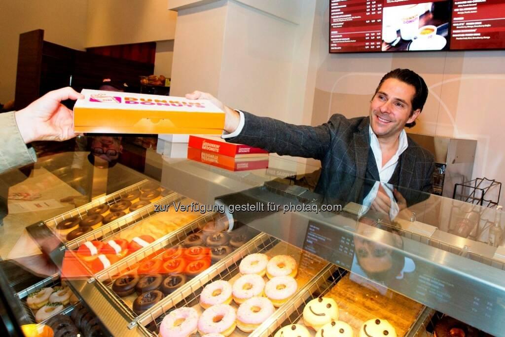 Patrick Marchl, Dunkin' Donuts (20.11.2014)