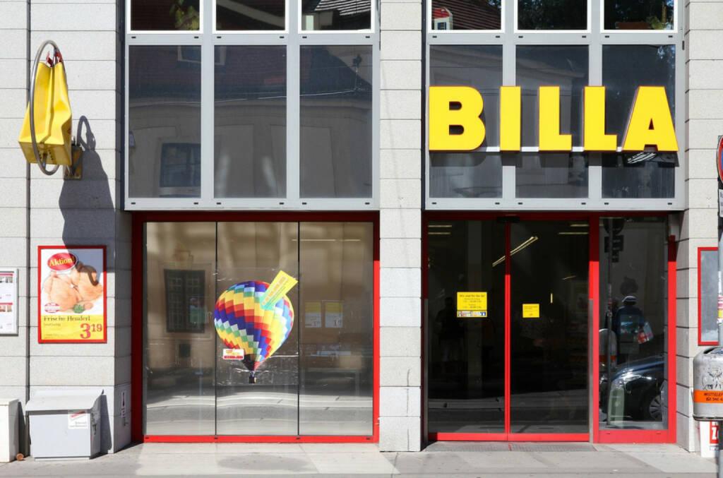 Billa, Supermarkt, einkaufen, <a href=http://www.shutterstock.com/gallery-56934p1.html?cr=00&pl=edit-00>Tupungato</a> / <a href=http://www.shutterstock.com/editorial?cr=00&pl=edit-00>Shutterstock.com</a>, Tupungato / Shutterstock.com, © www.shutterstock.com (23.11.2014)