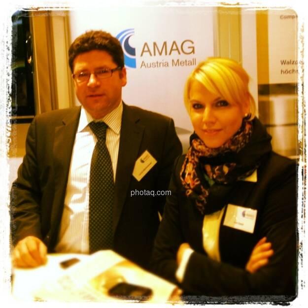 Gewinn-Messe 2012 - Amag (Gerald Wechselauer, Ines Denk), © Drastil (15.12.2012)