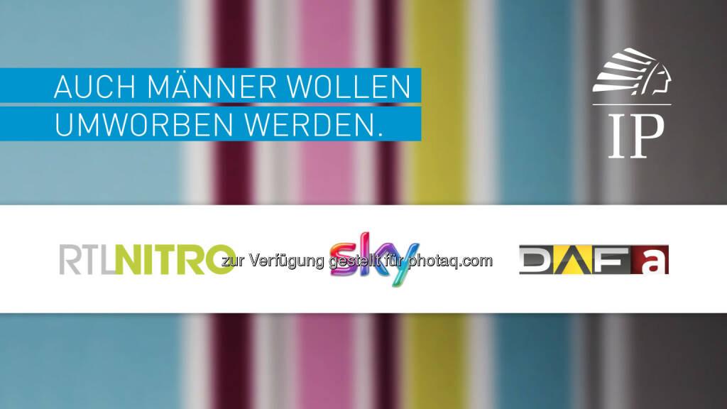 IP Österreich GmbH: IP Programmpräsentation Men's World, © Aussendung (25.11.2014)