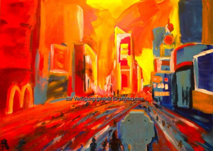 Chris Delias: Österreichischer Künstler Chris Delias bei Miami Art Week vertreten