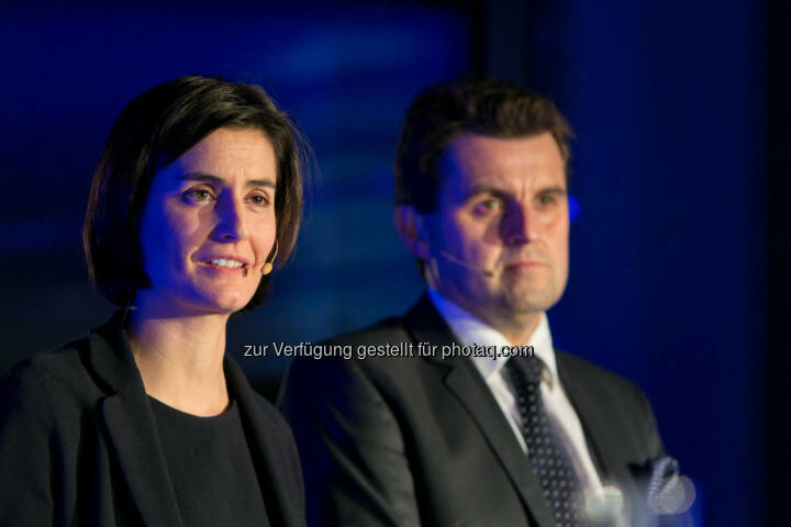 Birgit Noggler (CFO Immofinanz), Dietmar Reindl (COO Immofinanz), http://privatanleger.immofinanz.com/