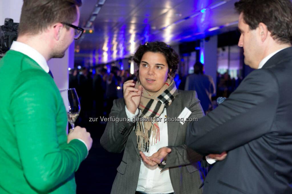 Karin Kernmayer (Director Marketing, Immofinanz), © Martina Draper für Immofinanz (27.11.2014)