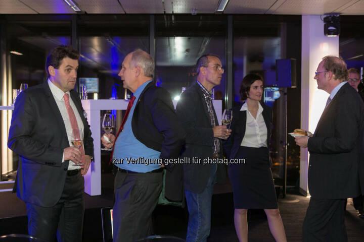 Dietmar Reindl (COO Immofinanz), Birgit Noggler (CFO Immofinanz) im Gespräch, http://privatanleger.immofinanz.com/