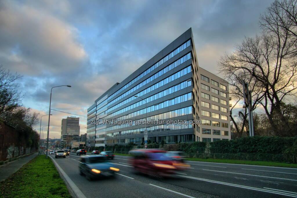 Die slowakische Tochter der Erste Group, Slovenská sporiteľňa, hat die Finanzierung für Westend Gate in Bratislava in Höhe von EUR 40 Millionen übernommen. Die Transaktion zählt zu den größten diesjährigen Kreditfinanzierungen auf dem slowakischen Markt. (Bild: Erste Group), © Aussendung (28.11.2014)