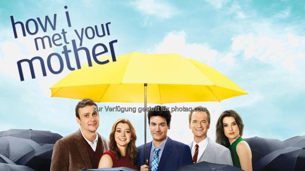 Netflix: Ist sie es? Die Kultserie How I Met Your Mother ist ab 1.12. auf Netflix, © Aussendung (28.11.2014)