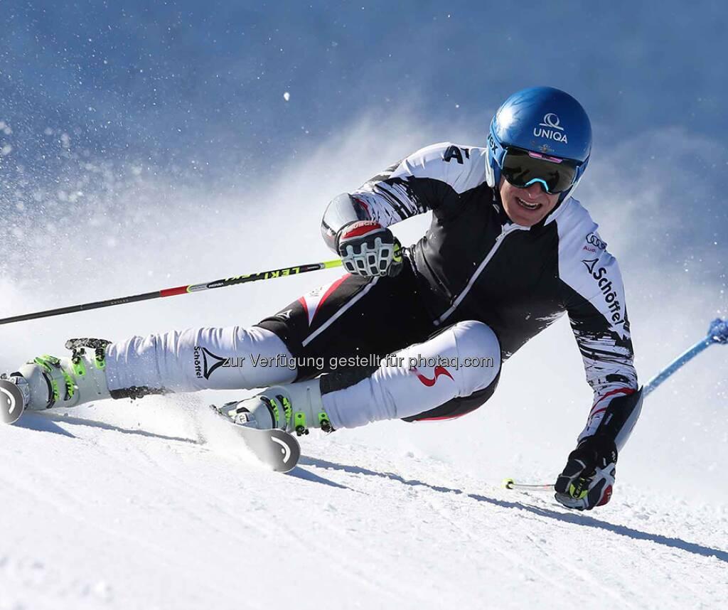 Nach seiner schweren Trainingsverletzung kehrt Matthias Mayer heute bei der Abfahrt um 19:30 Uhr in Lake Louise wieder in den Skizirkus zurück. Wir drücken ihm die Daumen.  Source: http://facebook.com/uniqa.at, © Aussendung (29.11.2014)