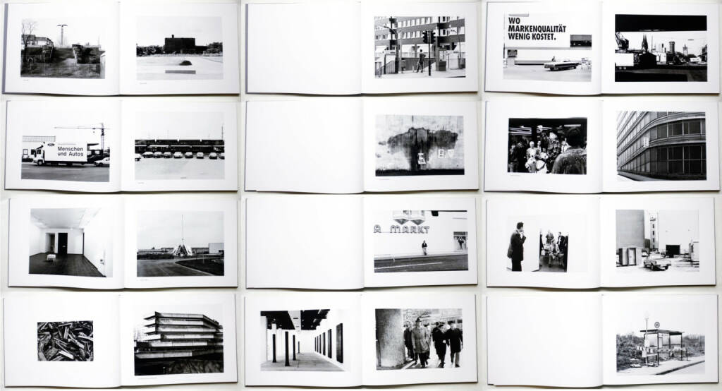 Wilhelm Schürmann - das nötig, Editions Travers 1990, Beispielseiten, sample spreads - http://josefchladek.com/book/wilhelm_schurmann_-_das_notig, © (c) josefchladek.com (30.11.2014)