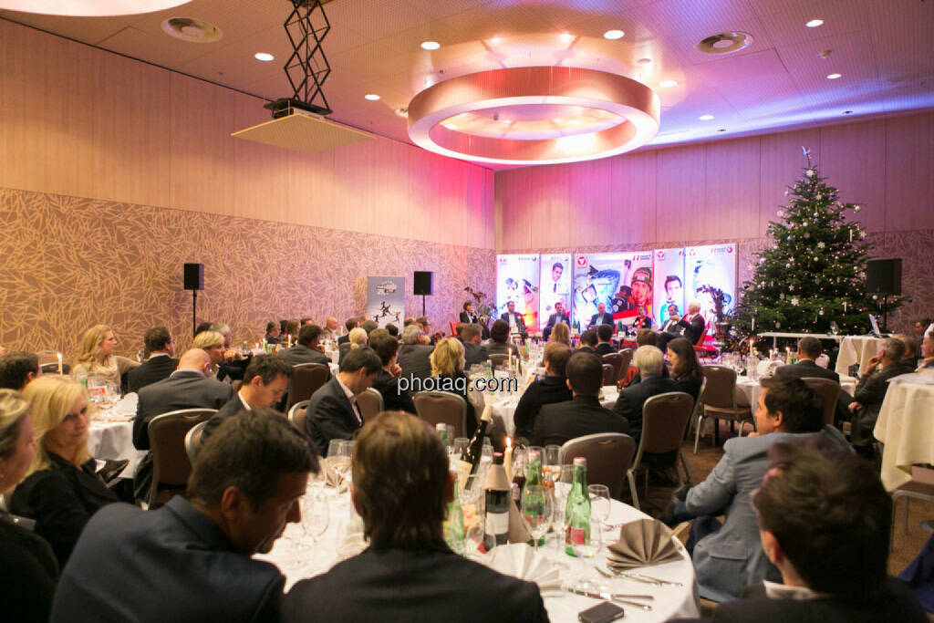 Sporthilfe Sport- und Business Circle, Runplugged Business Athlete Award , © photaq/Martina Draper (02.12.2014)