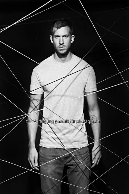 "Calvin Harris: Leutgeb Entertainment Group GmbH: ""Lake Festival Vol. 6"" feat. the top DJs of the world! 20./21./22.08.2015, © Aussender (02.12.2014)"