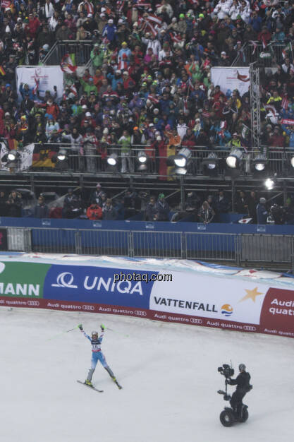 Nicole Hosp, Alpine Ski WM 2013, Schladming, © finanzmarktfoto.at/Martina Draper (09.02.2013)