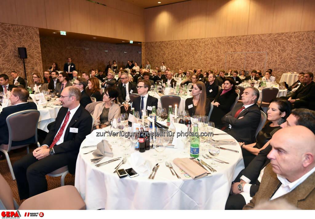 Sport und Business Circle. (Photo: GEPA pictures/ Martin Hoermandinger) (02.12.2014)