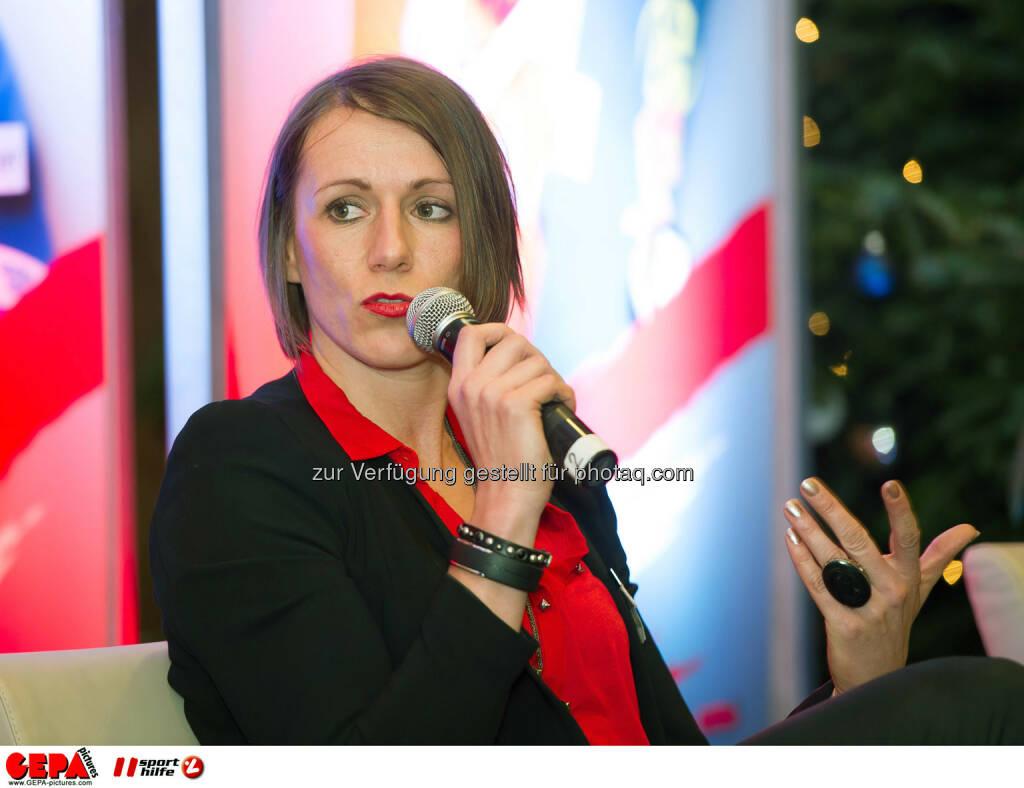 Nicole Trimmel. (Photo: GEPA pictures/ Martin Hoermandinger) (02.12.2014)