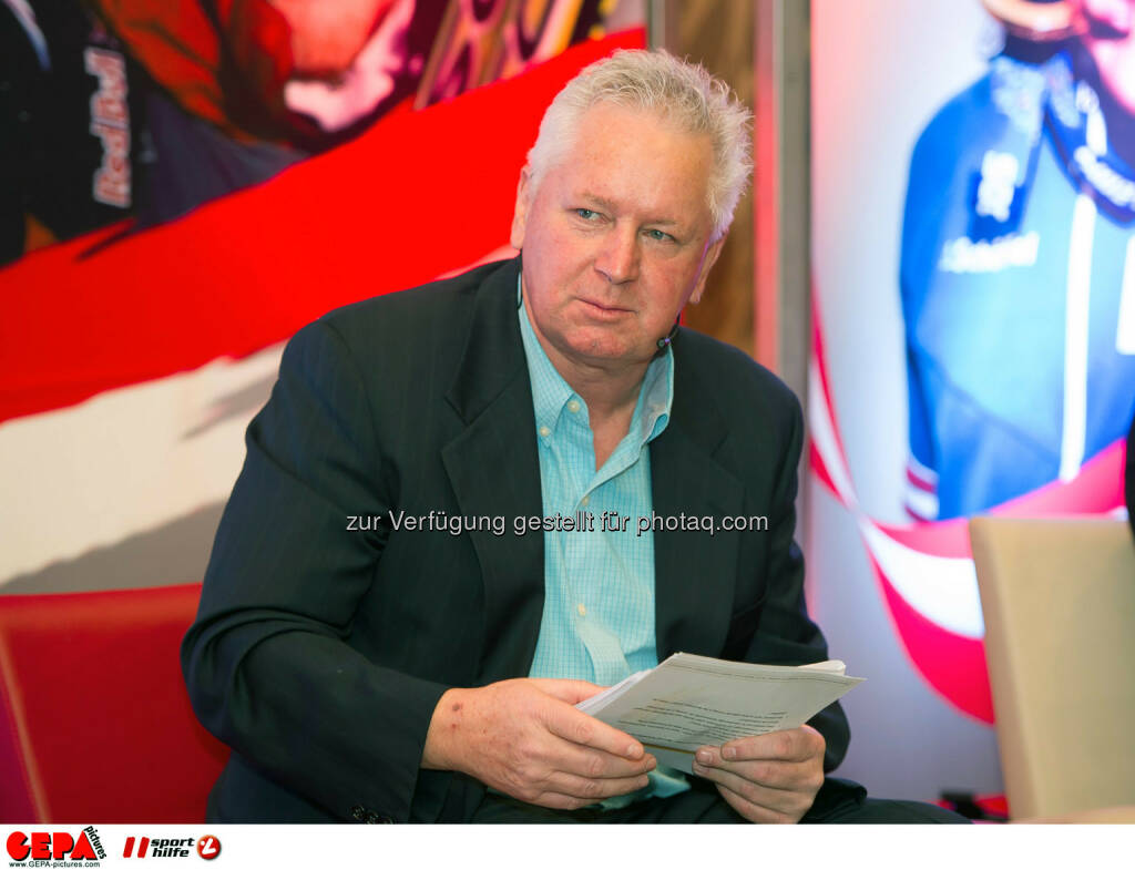 Sigi Heinrich. (Photo: GEPA pictures/ Martin Hoermandinger) (02.12.2014)