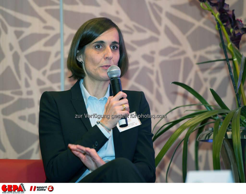 Renate Imobersdorf. (Photo: GEPA pictures/ Martin Hoermandinger)  (02.12.2014)