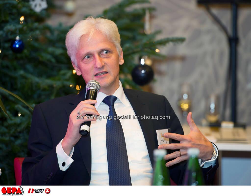 Zsolt Kovacs. (Photo: GEPA pictures/ Martin Hoermandinger) (02.12.2014)
