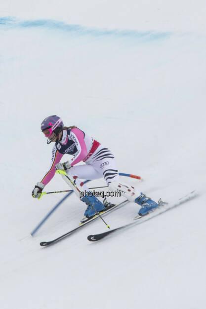 Maria Riesch, Alpine Ski WM 2013, Schladming, © finanzmarktfoto.at/Martina Draper (09.02.2013)